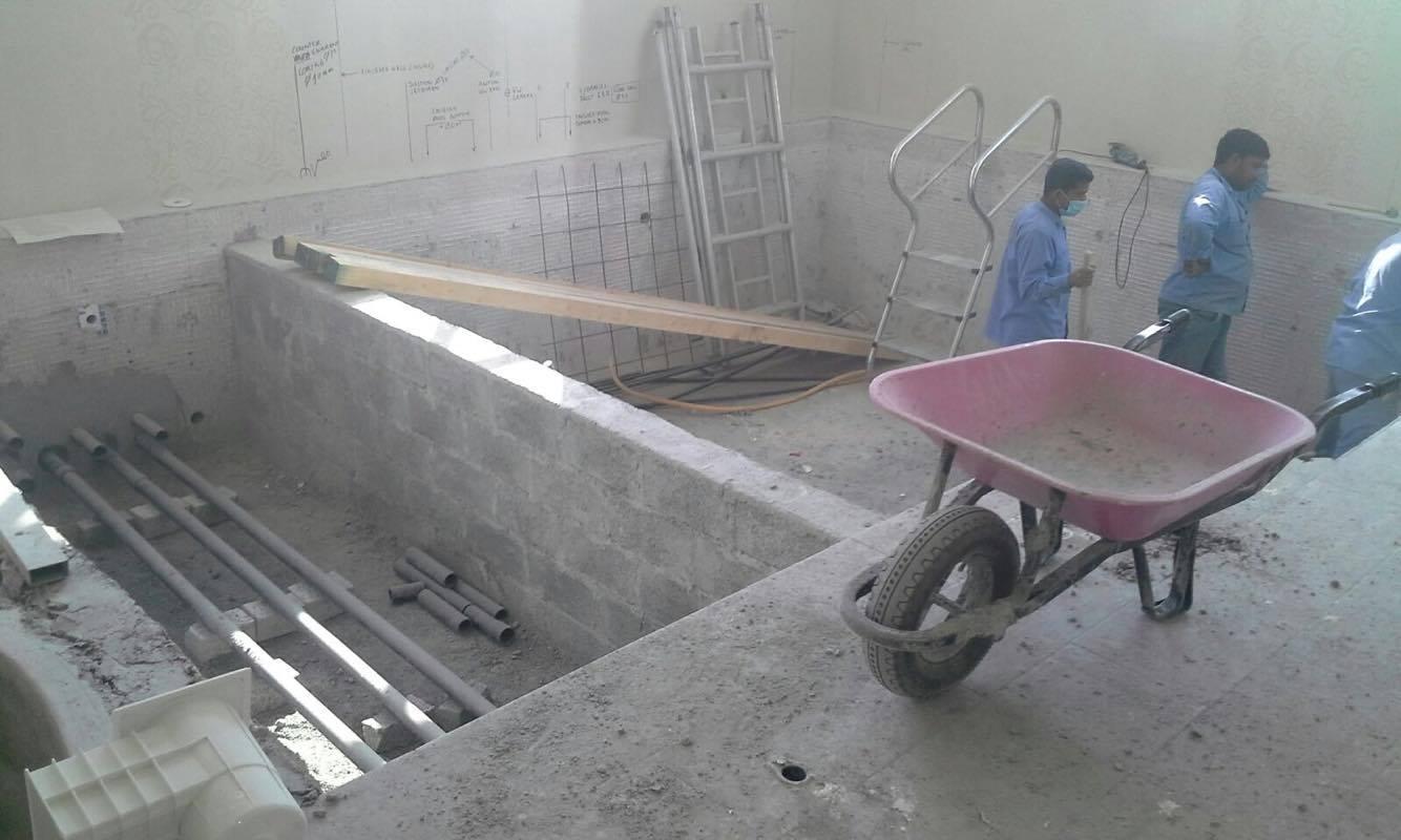 Fujeirah Adjustable floor 2