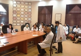 MAS Medical Tecar Therapy @ Sharjah Elderly
