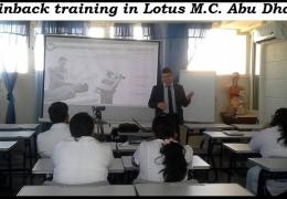 MAS & WINBACK Seminar Abu Dhabi