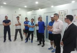MAS WINBACK @ AL Nasr Club